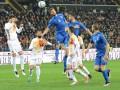 Товарищеские матчи: Италия сыграла вничью с Испанией, поражения Швеции и Чехии