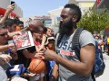 MVP прошлого сезона НБА Харден растолстел за межсезонье