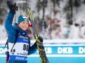 Биатлон: Олсбю стала победительницей женского спринта, Семеренко финишировала седьмой