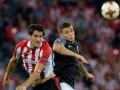 Заря - Атлетик 0:2 видео голов и обзор матча Лиги Европы