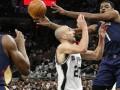 НБА: Сан-Антонио переиграли Нью-Орлеан и другие матчи