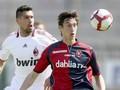 Милан пополнился защитником Кальяри