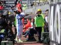 Экс-игрок Милана ушел с поля в знак протеста против расизма