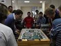 Bigmir)net и Яндекс сразились в настольный футбол
