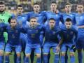 Молодежная сборная Украины сыграла вничью с Азербайджаном