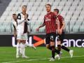 Ювентус не сумел забить Милану, но вышел в финал Кубка Италии