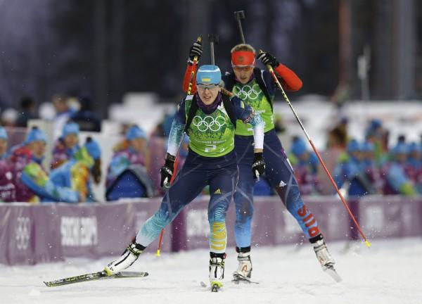 Украина выиграла  золото на Олимпиаде