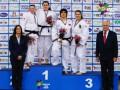 Украина завоевала три медали на чемпионате Европы по дзюдо