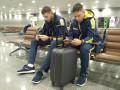 Сборная Украины отправилась во Львов на матч со Словакией
