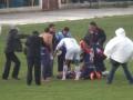 Футболиста ударило молнией во время матча Кубка Перу