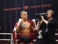 В WBSS подтвердили Бриедиса в качестве запасного боксера на финал