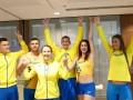 Украинских легкоатлетов будет одевать японский производитель формы