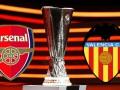 Арсенал - Валенсия 0:0 онлайн трансляция матча Лиги Европы