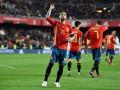 Испания одержала победу над Норвегией в напряженном матче