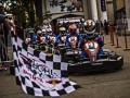 В Украине проходит Всеукраинское соревнование по картингу Red Bull Kart Fight