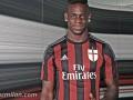 Официально: Милан арендовал Марио Балотелли
