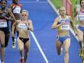 ЧЕ: Украинки стали пятыми в эстафете 4х400 м