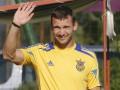Фотогалерея: Финальные приготовления. Тренировка сборной Украины перед матчем с Англией