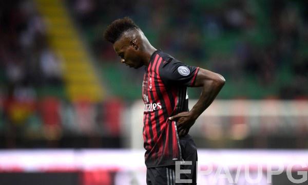 Милан не готов оставить у себя Балотелли