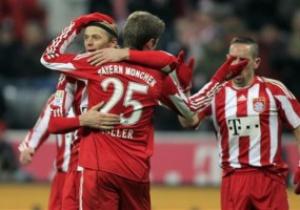Бундеслига: Бавария отгрузила сопернику 8 голов