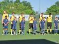 Игрокам украинского клуба после матча пришлось