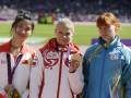 Украинка завоевала серебряную медаль в легкой атлетике