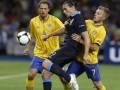 Швеция - Англия - 2:3. Текстовая трансляция
