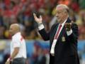 Фанаты сборной Испании требуют отставки Дель Боске