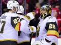 НХЛ: Вашингтон проиграл Вегасу, Монреаль расправился с Оттавой