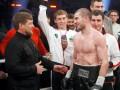Фотогалерея: На радость Кадырову. Байсангуров становится первым чеченским Чемпионом мира
