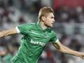 Украинец Пластун забил дебютный гол за Лудогорец