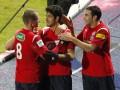 Лига 1: Лилль опять побеждает, Лион разгромил Сент-Эттьен, Марсель выигрывает