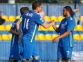 Днепр уверено победил Олимпик в первом матче Кубка Украины
