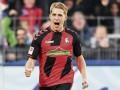 В Бундеслиге забили с пенальти на первой минуте матча