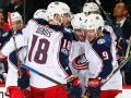 НХЛ: Коламбус одержал победу над Нью-Джерси, Вашингтон обыграл Рейнджерс