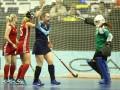 Женская сборная Украины заняла четвертое место на ЧМ по индорхоккею