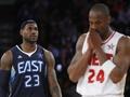 NBA All-Star: ЛеБрон и Коби - лидеры голосования