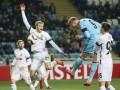 Заря - Фейеноорд 1:1 Видео голов и обзор матча Лиги Европы