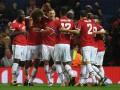 Игроки Манчестер Юнайтед после победы над Эвертоном, повеселились в клубе