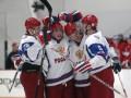 Чемпионат мира по хоккею U-20: Определились все участники плей-офф