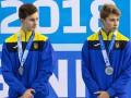Украина выиграла первую медаль домашнего ЧМ по прыжкам в воду