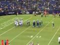 В Америке прервали футбольный матч для просмотра заплыва Фелпса на экране стадиона
