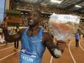 Американский бегун побил рекорд Болта на 100-метровке, но его не засчитали