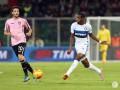 Интер потерял очки в матче с Палермо
