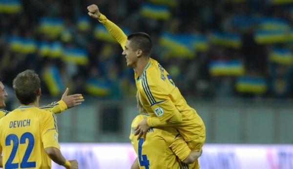 Хачериди забил два гола впервые в своей карьере