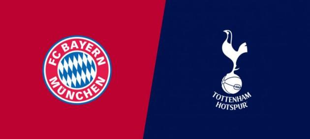 Бавария - Тоттенхэм 3:1 онлайн трансляция матча Лиги чемпионов