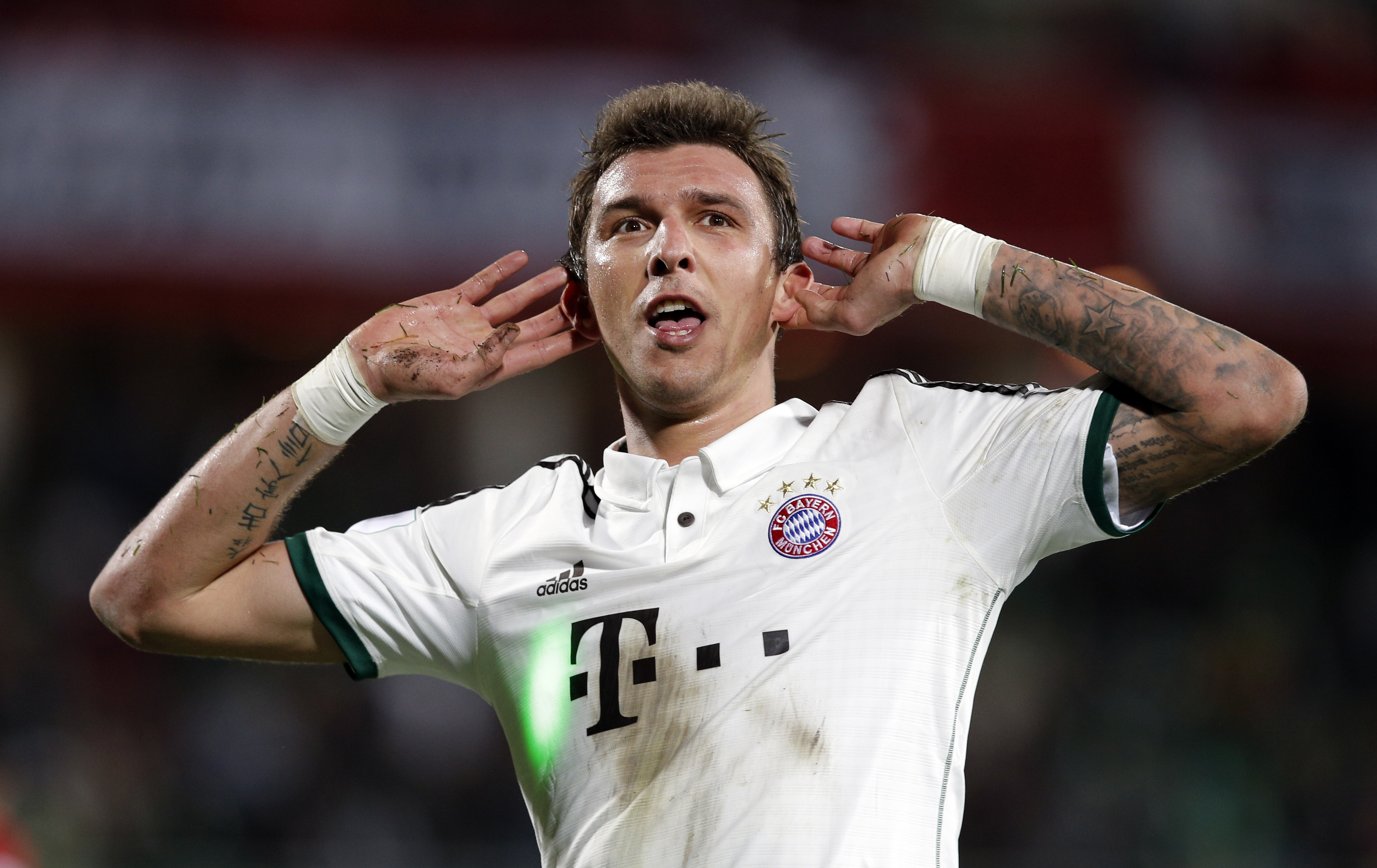 Марио Манджукич может вскоре покинуть Баварию
