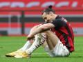 Ибрагимович пропустит два ближайших матча Милана