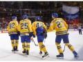 Прогноз букмекеров на матч ЧМ по хоккею Швеция - Латвия