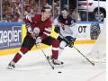Латвия - Словакия 3:1 Видео шайб и обзор матча ЧМ по хоккею
